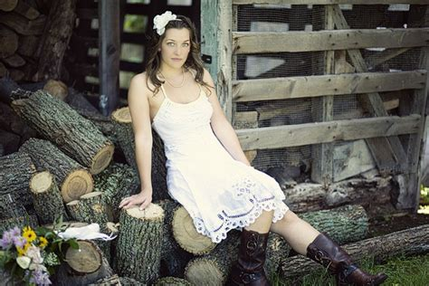 country style wedding boots country style wedding dresses with boots pictures ideas