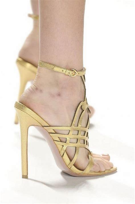 gold gladiator high heels gold high heel gladiator sandals simple 201604