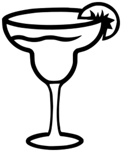 margarita glass svg margarita glass food beverages margarita