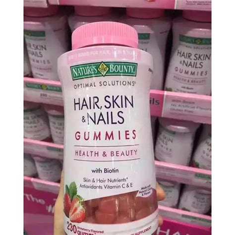 hair skin and nails collagen gummies for hair skin nails woopshop
