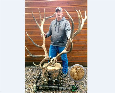 Montana Records It S Official New World Record Elk Taken In Montana Outdoorhub