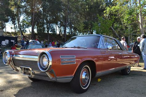 1963 Chrysler Turbine by Leno S Chrysler Turbine The Daily Driver Project