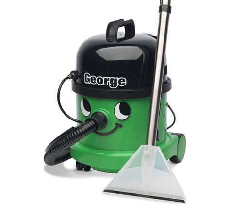 Vacuum Cleaner Numatic buy numatic george hoover gve370 3 in 1 cylinder vacuum cleaner green black free