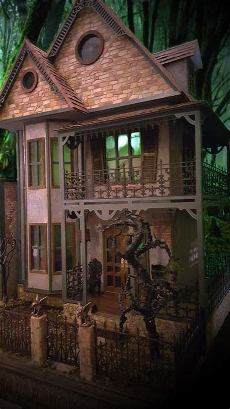 haunted doll houses haunted dollhouse ravenscroft2 jpg members gallery the greenleaf miniature community
