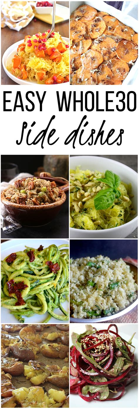 whole grains side dishes easy whole30 side dishes bits of