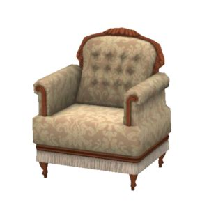 romantique overstuffed armchair store the sims 3