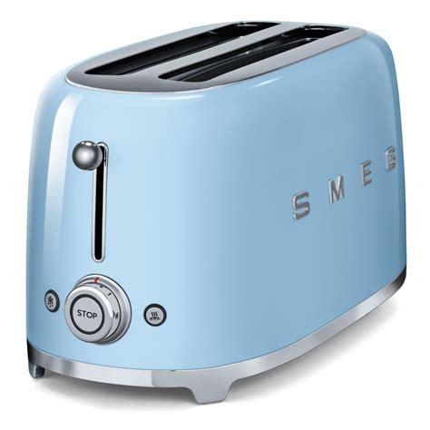 Best Retro Toaster Smeg Tsf02pbuk 50 S Retro Style 4 Slice Toaster In
