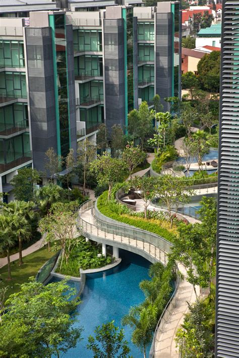 Open Floor Plan Home Designs duchess residences singapore residential architecture