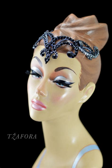 ballroom hair pieces jet ballroom hair accessories tzafora blog