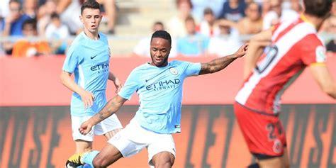 Tshirtt Shirtkaosoblongsablon Bola Klub Manchester City city dipermalukan klub promosi la liga bola net