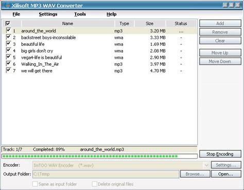 converter wav to mp3 xilisoft mp3 wav converter convert wav to mp3 mp3 to