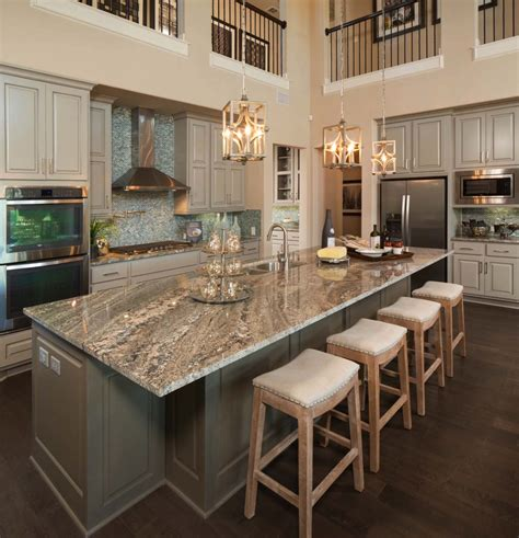 Kitchen Layout Ideas With Island by 30 Brilliant Kitchen Island Ideas That Make A Statement