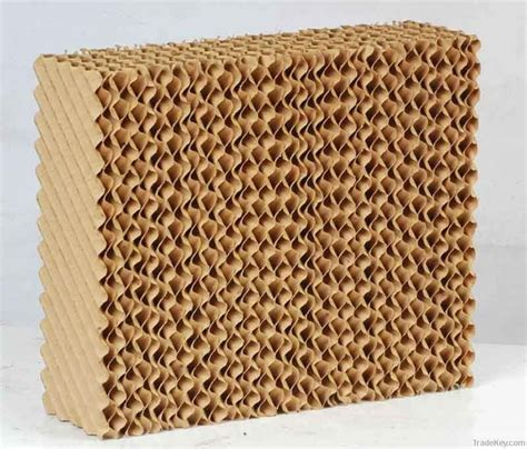 cooling pad honey comb evaporative cooling pad for cooler poultry farm and greenhouse buy