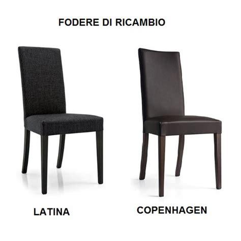 ricambi sedie calligaris fodera di ricambio per sedie connubia by calligaris