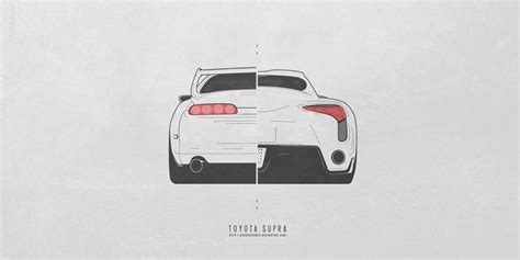 toyota supra drawing toyota supra by aerodesign94 on deviantart