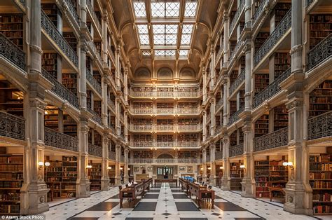 best libraries inside the world s most libraries daily mail