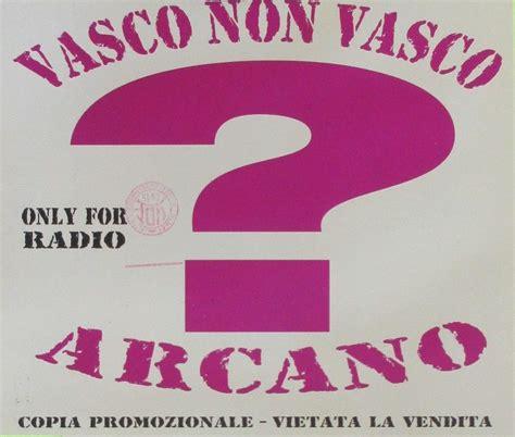 vasco singolo arcano vasco non vasco 1996 singolo orrore a 33 giri