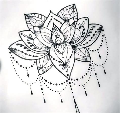 sternum tattoo mandala meaning 25 best ideas about lotus tattoo design on pinterest