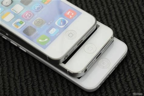 iphone 5s vs iphone 5 photos show design home button