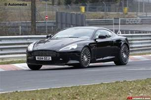 Aston Martin Db9 V12 Next Aston Martin Db9 Likely Getting Turbocharged V12