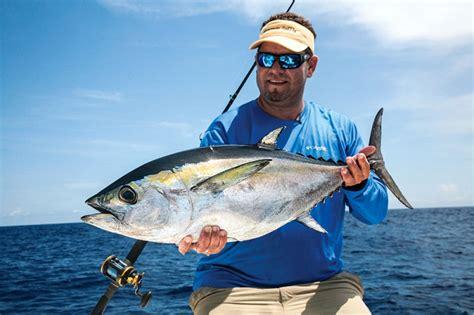 Tuna Fish Helps Lead Detox by Blackfin Tuna Fishing In The Florida