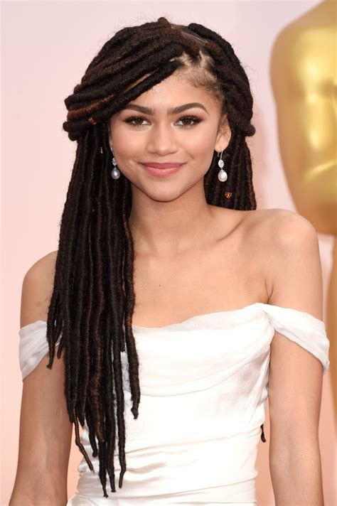 weed hairstyles zendaya hairstyles zendaya s best wigs hairdos