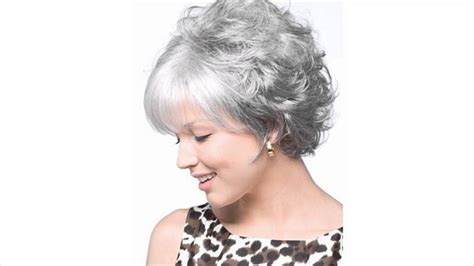 home perm on natural grey hair how to safely perm grey hair youtube