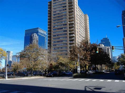 Jersey City Luxury Apartments Paulus Hook Paulus Hook Tower Apartments 100 Montgomery St Jersey