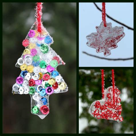 decorar hoja arbol decoracion navidad hielo para decorar el jard 237 n