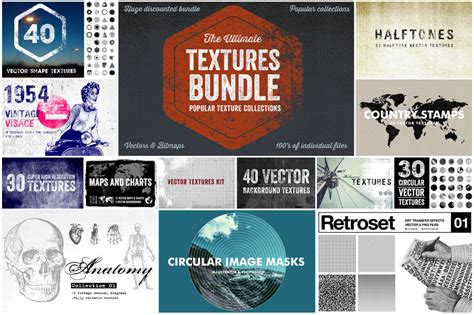 design elements bundle bundle of bundles 300 design elements from offset only