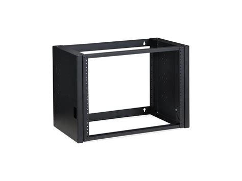 8u wall mount cabinet 8u pivot frame wall mount rack at cables n more