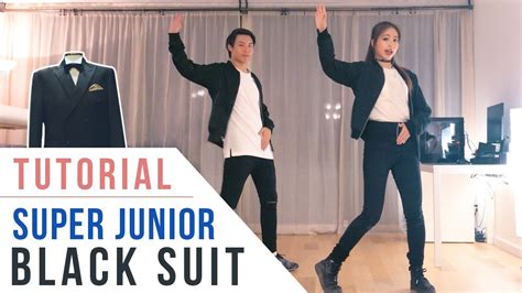 download mp3 super junior black suit super junior 슈퍼주니어 black suit chorus dance tutorial