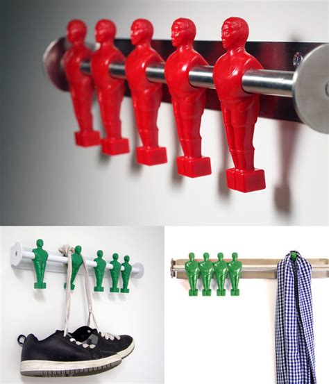 creative coat hooks 15 and wacky coat hook designs hongkiat