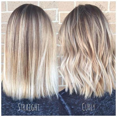 Bright Hairstyles by Bright Balayage Styled And Curly