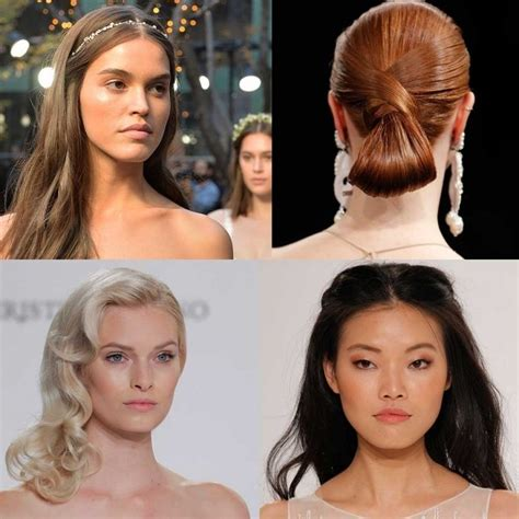 Wedding Hairstyles For 2017 For by Wedding Hair Ideas 2017 Bridal Hairstyles And Trends
