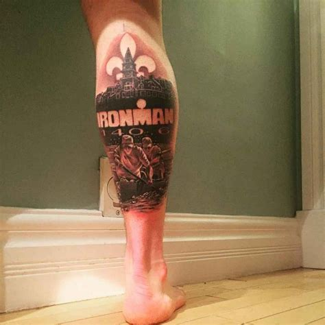 cool calf tattoos for men cool calf best ideas gallery