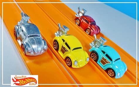 Set Of 2 Hotwheels Volkswagen Beetle Tooned Hw Wheel wheels hw volkswagen beetle tooned