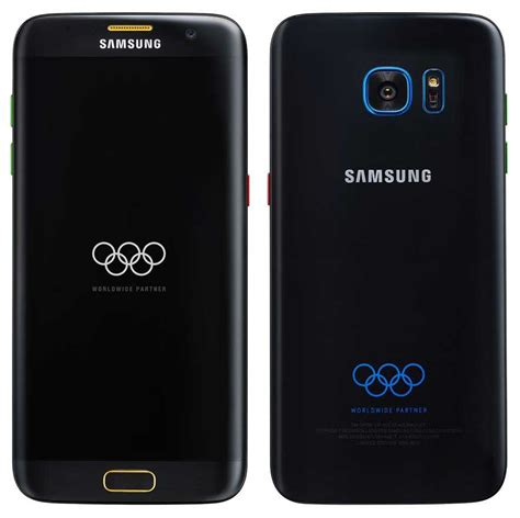 Samsung S7 Limited Edition Samsung Designs Limited Edition Galaxy S7 Edge For The