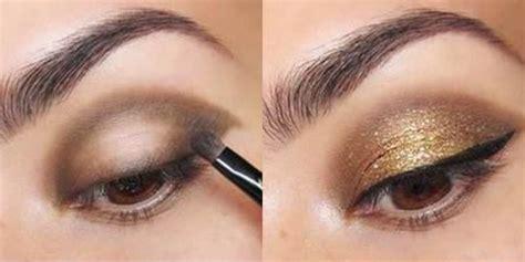 Gouden Oogschaduw by Make Up Inspiratie Voor De Feestdagen Rubriek