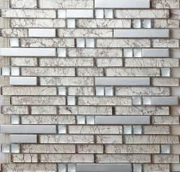metal wall tiles kitchen backsplash metal tile backsplash kitchen design colorful crystal glass stone blend mosaic marble wall