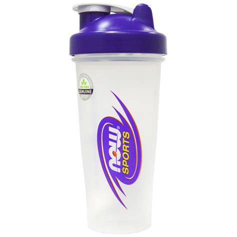 Sport Bottle Blender now foods sports blender bottle 20 oz iherb
