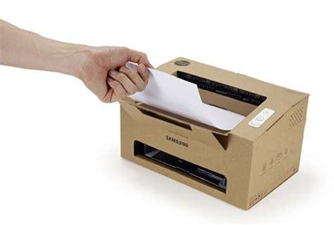 Printer Yang Biasa origami laser konsep printer 100 bisa didaur ulang jagat review