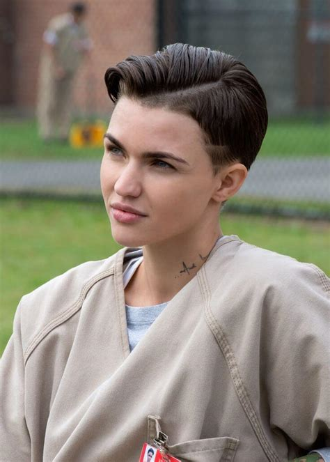 ruby rose hairstyles ruby rose s rockin hairstyle