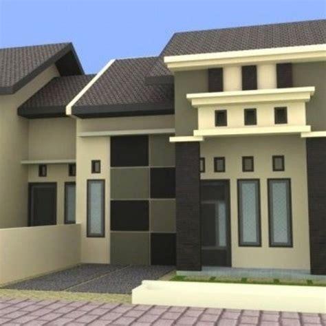 desain dapur warna orange 65 desain rumah minimalis warna biru desain rumah