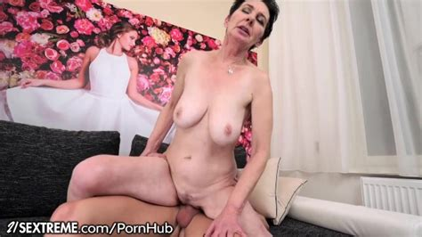 21sextreme Granny Loves Riding Young Dick Thumbzilla