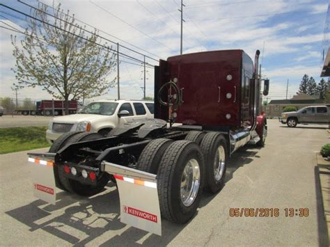 2016 kenworth w900 2016 kenworth w900 for sale 11 used trucks from 126 470