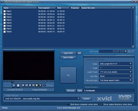 dvd player compatible divx format dvd xvid x264 divx avi ripper download