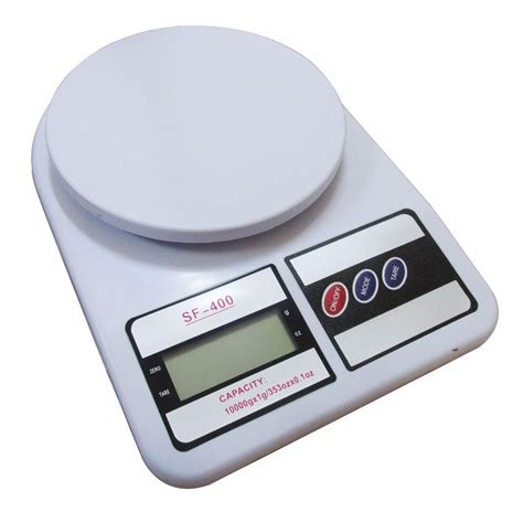 pesos de cocina peso balanza digital portatil de cocina 10kg 1g bs 12