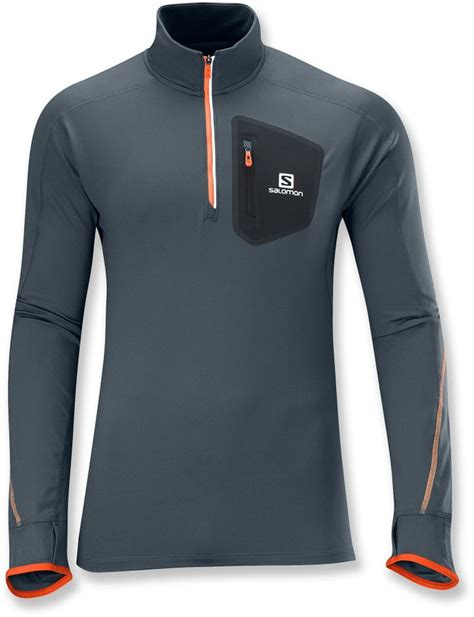 Salomon Start Jacket Original Runing Hiking Trail lightweight and breathable it cuts the chill and keeps