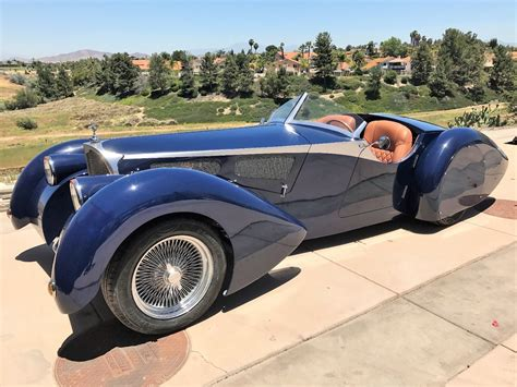 replica cars 1937 replica kit siero speedster bugatti corsica for sale